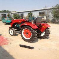 高效率四驱大马力拖拉机 享受补贴四轮拖拉机 大棚王旋耕机
