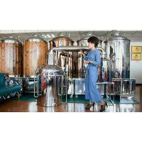 郑州大帝科技精酿自酿啤酒一体化设备厂家直销免费培训
