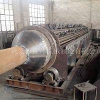 管式低价锯末烘干机 机制木炭加工配套设备 热气流式烘干机