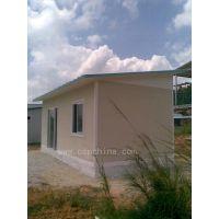 供应水泥板别墅 别墅式活动板房 出口非洲简易别墅房 度假村别墅