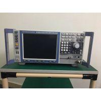 深圳维修罗德施瓦茨FSV30频谱分析仪 维修、保养、升级