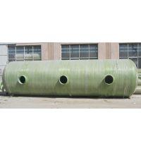 地埋式玻璃钢化粪池玻璃钢化粪池污水处理设备