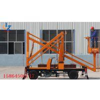 安徽芜湖哪有卖柴油自行曲臂式升降机 电动曲臂式升降机 高空作业平台的生产厂家