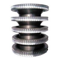 双金属轴套蜗轮
