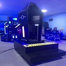 360度旋转VR多阿科技大型游乐场定制厂家