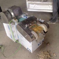 蔬菜瓜类切菜机 不锈钢切菜机 各种蔬菜切段机