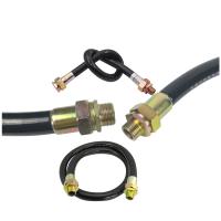 湖北依客思专业定制BNG-6分PVC橡胶护套防爆软管厂家
