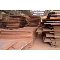 重庆渝北区耐候钢板加工 Q235GNH喷砂除锈园林公园景观用