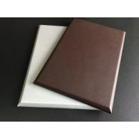 优质吸音板厂家 环保隔音阻燃硬包吸音板