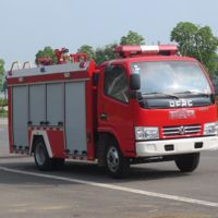蓝牌消防车,东风单排消防车,1吨消防车,江特牌JDF5040GXFSG10型水罐消防车