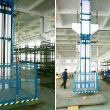 导轨式液压升降机-黄山导轨式升降机- 合肥泰笛森机电设备