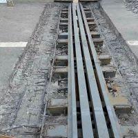 GQF-F80型桥梁伸缩缝A秦安县伸缩缝A陆韵产品无缝焊接新工艺