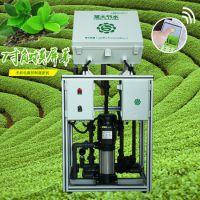 茶叶施肥机怎么安装 可手机电脑控制的茶场水肥一体机省事好用