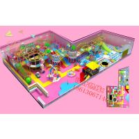 新型糖果系列室内淘气堡儿童乐园亲子游乐场设备 广州飞翔家厂家直销