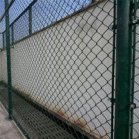 室外球场围栏 羽毛球场围网施工 勾花网哪家好