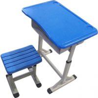 河南塑钢课桌椅课桌凳厂家尺寸详解