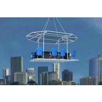 2019驰威新品空中餐厅豪华升级展览 空中餐厅租赁价格 起重吊车