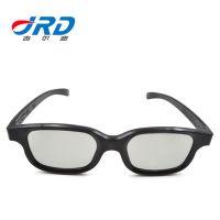 现货批发3d电影院专用塑料眼镜厂家直销