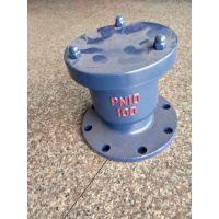 铸铁排气阀 法兰式P41X-10 DN300管道的必备之设备水管排气阀安全沪天阀门厂直销