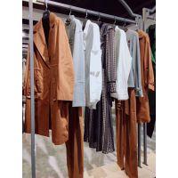 鸿星米兰现货多种款式多种风格女装店名典典秀外贸服装批发货源女装库存尾货