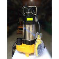 金木V-250F自动潜水泵 别墅地下室排污,污水提升泵(意捷款