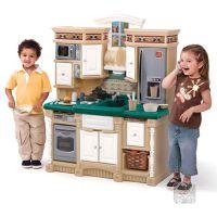 美国Step2进口儿童玩具 幼儿园过家家 仿真厨房 梦幻小厨房套装