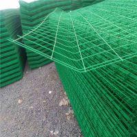 企业围墙护栏网 高速公路护栏网 勾花防护网