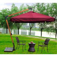 供应侧立庭院伞、铝合金太阳伞、 休闲庭院伞 、别墅遮阳伞 、