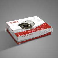 三层E瓦楞纸飞机盒监控设备配件包装盒定制印刷 胶版彩印纸盒