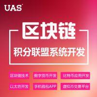 深圳专业的区块链解决方案服务商 提供积分联盟系统方案开发