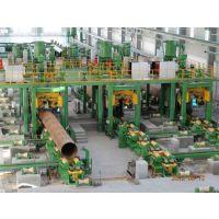 预精焊式螺旋焊管机组