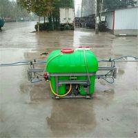厂家直销农用拖拉机牵引式高杆喷雾器 车载式农田宽幅喷药机