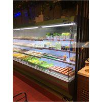许昌水果保鲜柜水果风幕柜水果展示柜制造商