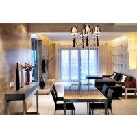 天津恒大御景湾装修设计效果图客厅