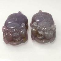 广西珊瑚玉吊坠福猪批发-广东优质厂家直销