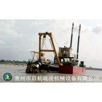 供应江西省宜春市10寸城市河道清淤船