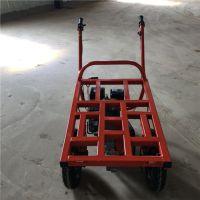 宁德加工定制汽油手推车 建筑队专用劳动车翻斗车 奔力SL-2