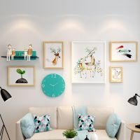 ins北欧风格墙上装饰品奶茶店餐厅墙面创意家居挂饰房间墙壁挂件