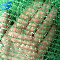 2针绿色防尘盖土网,pvc防尘网