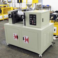 XH-401 6寸电加热水冷却一体机硅橡胶炼胶机