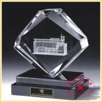 沈阳公司定制水晶内雕 ,公司答谢客户水晶礼品,公司周年特色纪念品定做