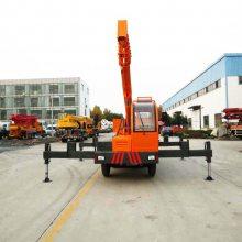 厂家研制销售8吨自制吊 定制各吨位吊车 全新供应汽车吊