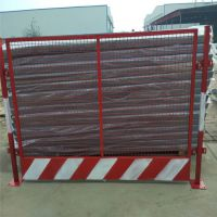 建筑施工现场安全护栏 临边护栏网 施工楼层防护网