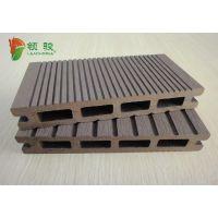 福建领骏工厂直营 阳台庭院花园木塑地板 防腐耐磨生态木塑户外地板
