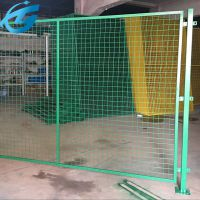 江苏车间隔离护栏网,仓库分隔专用网
