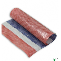 创生牌经济型彩条布 防水布 装修遮盖塑料布 三色布