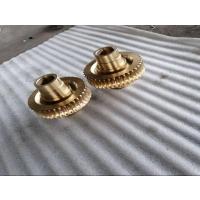 供应耐磨锌基合金黄铜蜗轮蜗杆价格