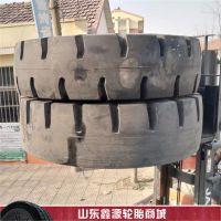 天津天力18.00-25 18.00-25 港口正面吊轮胎加重耐磨半边花纹