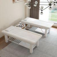 全套按摩床推拿床家庭式凉席子加固美容床美容院专用小儿美容床