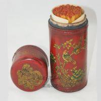 仿古佛教用品求签筒观音灵签100支六合神签纯竹制品配中文解签书
